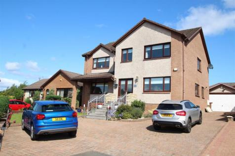 Cherry Walk, Motherwell. 6 bedroom detached house