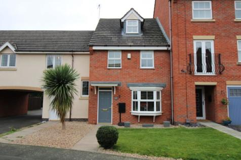 Foulds Lane, Blaby, Leicester, LE8. 3 bedroom terraced house for sale