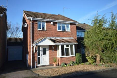 Pawley Close, Whetstone, Leicester, LE8. 3 bedroom detached house for sale