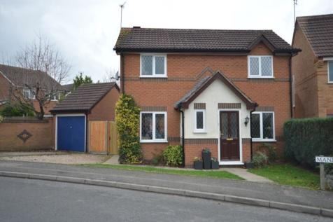 Mandarin Way, Whetstone, Leicester, LE8. 4 bedroom detached house for sale