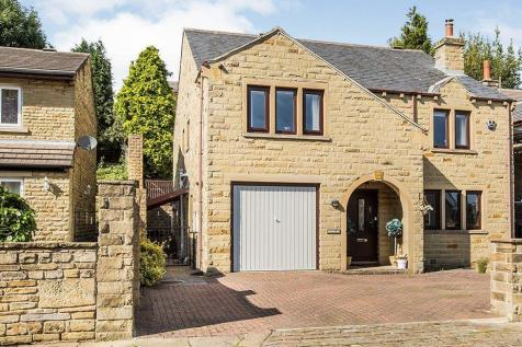 Rothwell Road, Halifax, West Yorkshire, HX1. 5 bedroom detached house