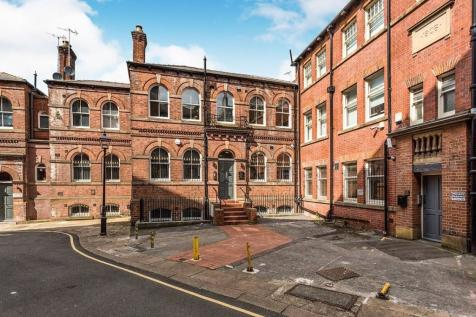 St. Peters Close, Sheffield, S1. 1 bedroom flat