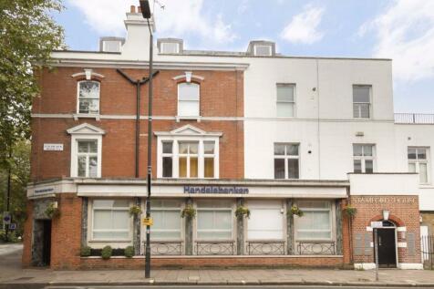 Chiswick High Road, Chiswick. 2 bedroom flat