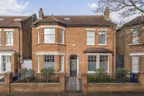 Webster Gardens, Ealing. 5 bedroom detached house for sale