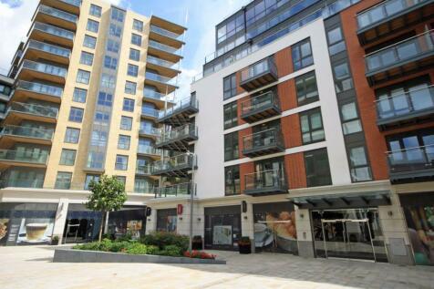 Dickens Yard, Ealing. 1 bedroom flat