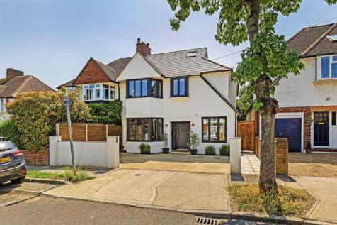 Orme Road, Kingston Upon Thames. 5 bedroom semi-detached house