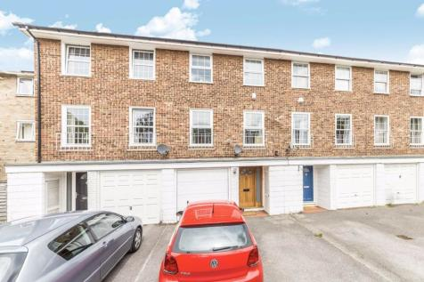 Belgravia Mews, Kingston Upon Thames. 4 bedroom terraced house for sale