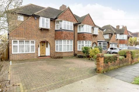 Dickerage Road, Kingston Upon Thames. 4 bedroom house