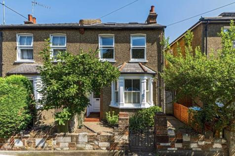 Bonner Hill Road, Kingston Upon Thames. 4 bedroom house for sale