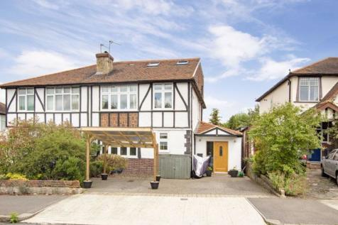 The Ridings, Surbiton. 6 bedroom semi-detached house
