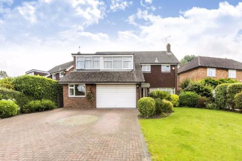 Church Meadow, Long Ditton. 5 bedroom detached house