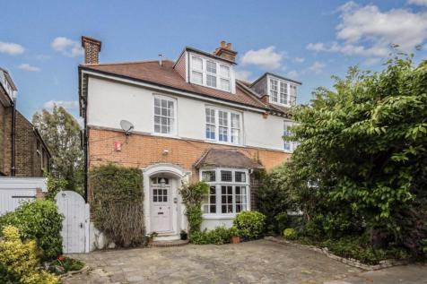 Popes Grove, Strawberry Hill. 4 bedroom semi-detached house