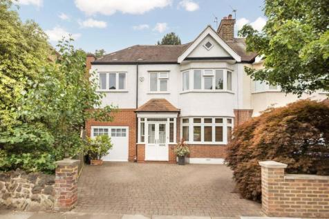 Strawberry Vale, Strawberry Hill. 5 bedroom semi-detached house