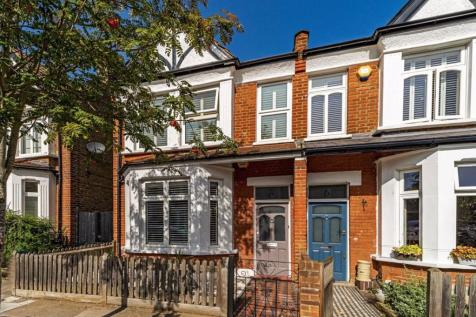 Holmes Road, Strawberry Hill. 5 bedroom semi-detached house