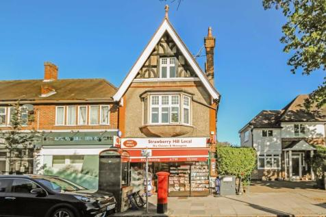 Tower Road, Strawberry Hill. 1 bedroom flat