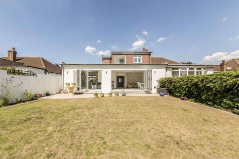 Glasbrook Avenue, Twickenham. 4 bedroom semi-detached house