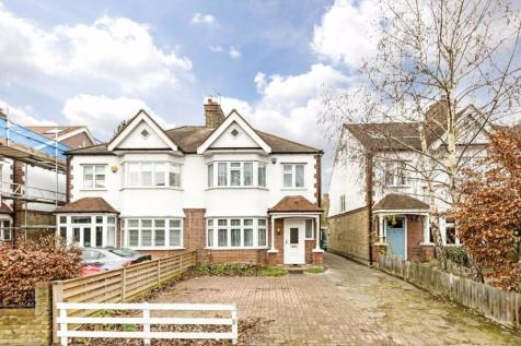 Strawberry Vale, Strawberry Hill. 3 bedroom semi-detached house for sale