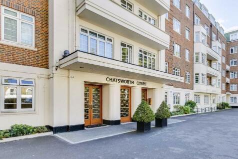 Pembroke Road, Earls Court. 1 bedroom flat