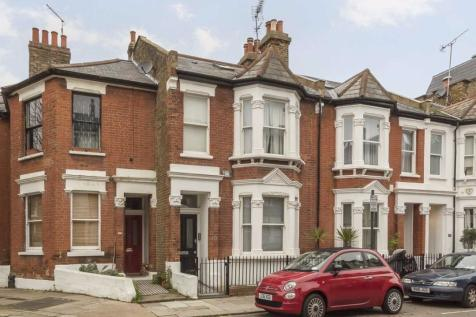 Blythe Road, Brook Green. 5 bedroom house for sale