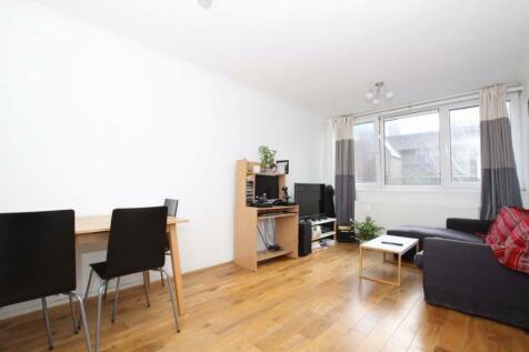 Redan Street, Brook Green. 1 bedroom flat