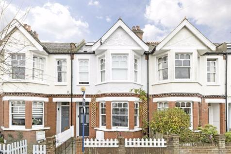 Gomer Gardens, Teddington. 4 bedroom terraced house