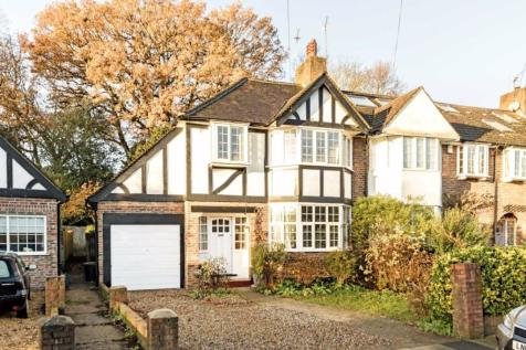 Michelham Gardens, Strawberry Hill. 3 bedroom terraced house for sale