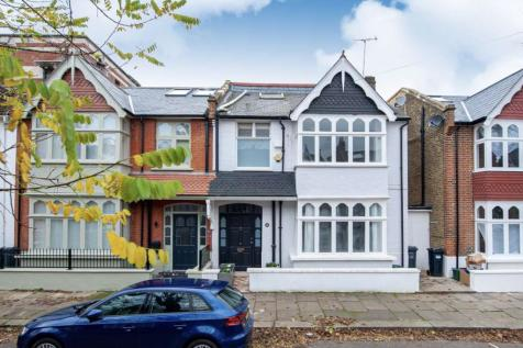 Merton Avenue, London. 4 bedroom terraced house