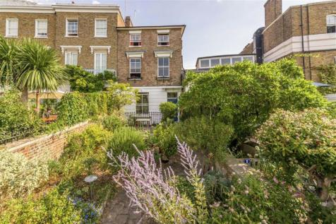 St. Helena Terrace, Richmond. 4 bedroom terraced house