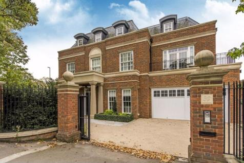 Copse Hill, Wimbledon Village. 5 bedroom detached house