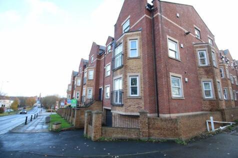Kirklee House, Darlington. 2 bedroom flat