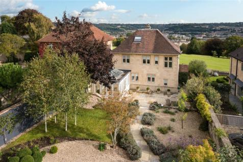 Sion Hill, Bath, Somerset, BA1. 5 bedroom detached house for sale