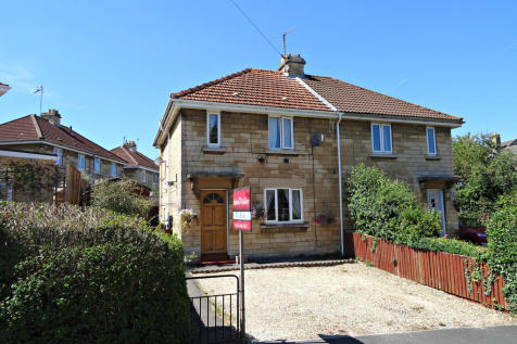 Southdown Road, Bath. 3 bedroom semi-detached house