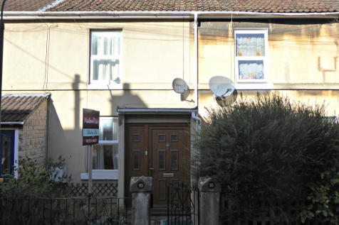 South View Road, Bath. 3 bedroom terraced house