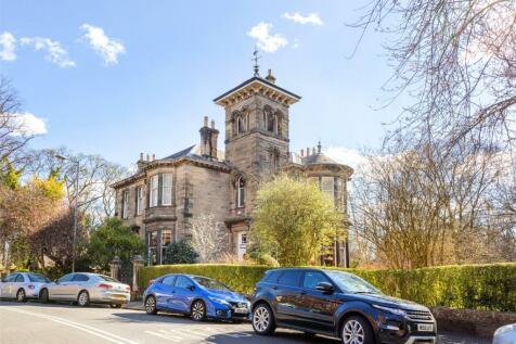 Kelvin Drive, North Kelvinside, Glasgow. 6 bedroom detached house for sale
