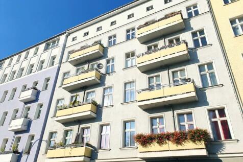 Friedrichshain, Berlin, Germany. Studio apartment for sale