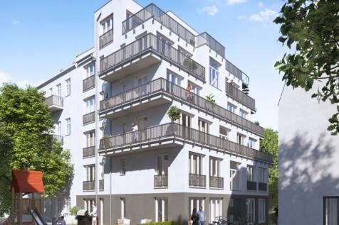 Lichtenberg, Berlin, Germany. 1 bedroom apartment for sale