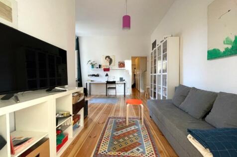 Wedding, Berlin, Germany. 1 bedroom apartment for sale