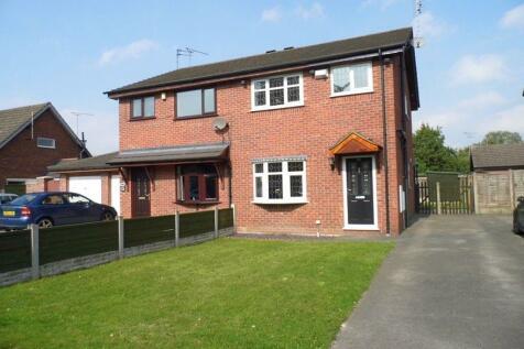 Coleridge Way, Crewe. 3 bedroom semi-detached house