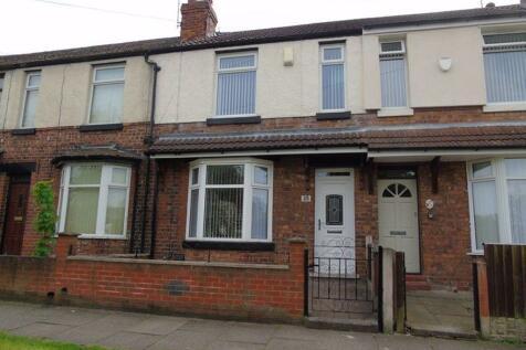 Brooklands Grove, Crewe. 3 bedroom terraced house