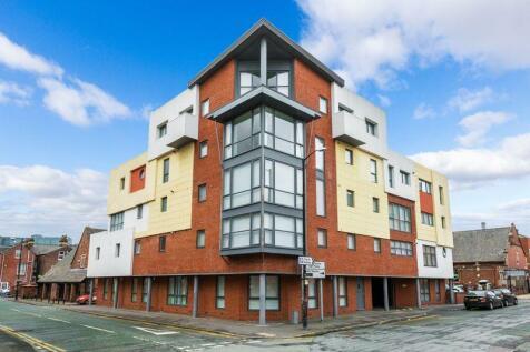 Winmarleigh Street, Warrington. 2 bedroom flat