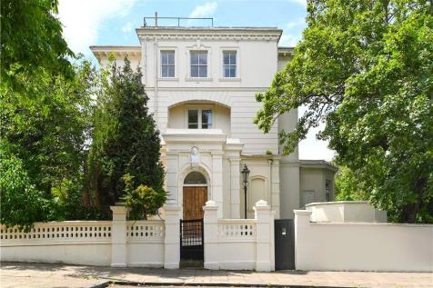 Blomfield Road, Little Venice. 6 bedroom semi-detached house