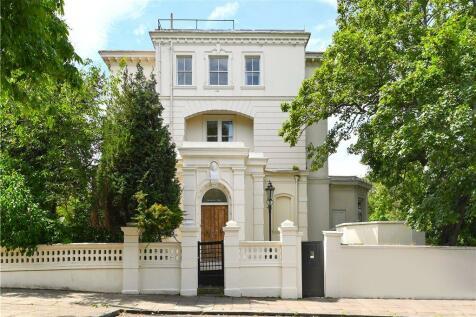 Blomfield Road, Little Venice. 6 bedroom semi-detached house for sale