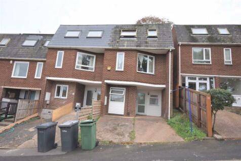 Eldertree Gardens, Exeter. 5 bedroom terraced house