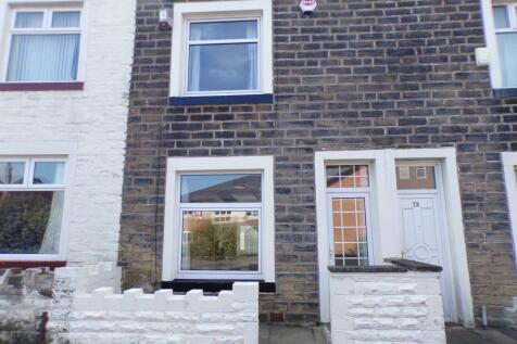 Ebor Street, Burnley. 2 bedroom house