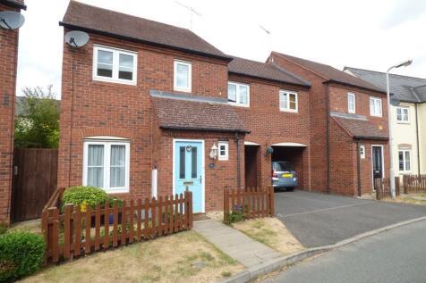 Scott Close, Stratford-Upon-Avon. 3 bedroom link detached house