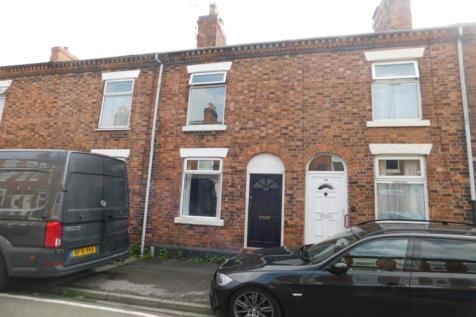 Ford Lane, Crewe, CW1. 2 bedroom terraced house