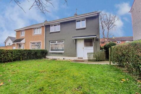 Scott Road, Glenrothes, Fife, KY6. 3 bedroom semi-detached house