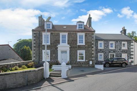 Haugh House, 24 West Brae, East Wemyss, KY1 4SD. 5 bedroom detached house