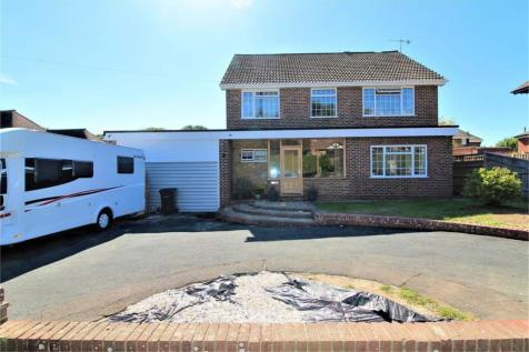 Collington Avenue, Bexhill on Sea, East Sussex. 5 bedroom detached house for sale