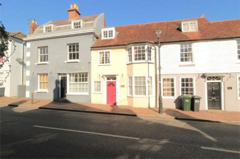 High Street, Bexhill on Sea, East Sussex. 5 bedroom terraced house for sale